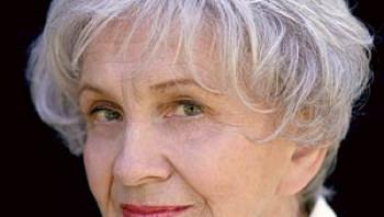 Alice Munro az Irodalmi Nobel-díjas