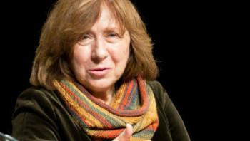 Szvetlana Alekszijevics az idei Nobel-díjas