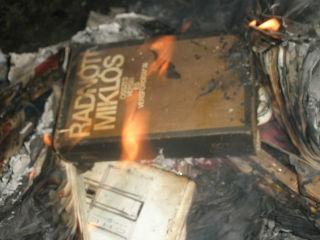 A könyvégetés