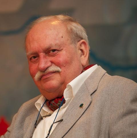 Buda György köszöntése