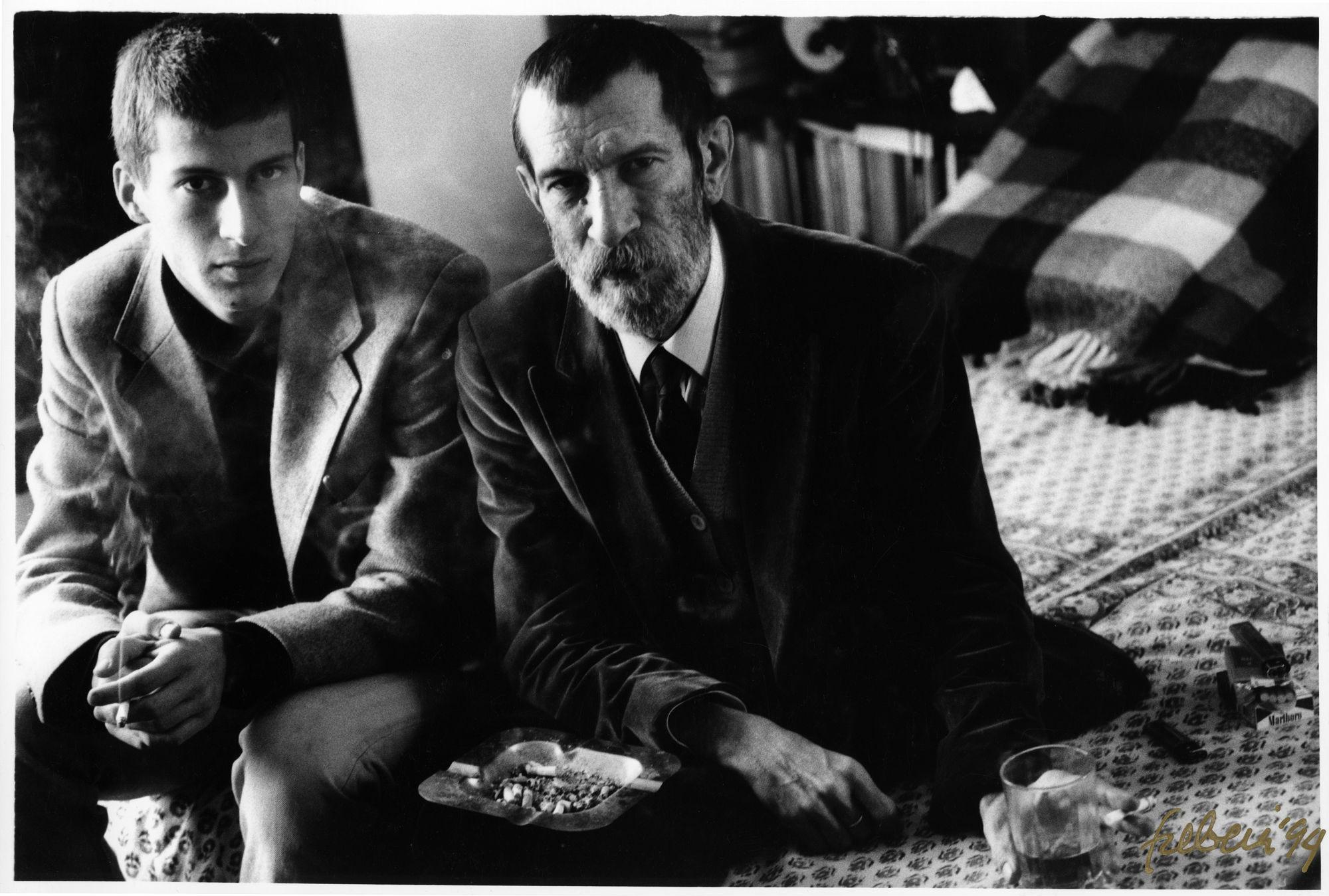 Petri Lukács Ádám és Petri György 1994