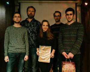 A Litera átadta Napló-díjait