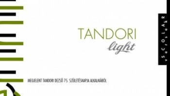Tandori Dezső: Tandori light / Elérintés