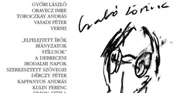 Oravecz Imre versei az Alföldben   Litera – az irodalmi portál