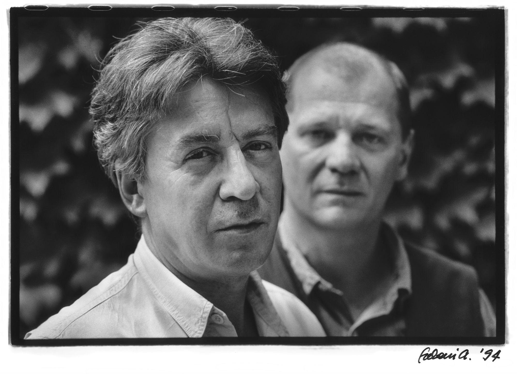 Cseh Tamás és Bereményi Géza 1994