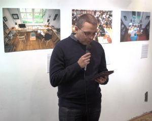 Képmegnyitás – Dragomán György megnyitója