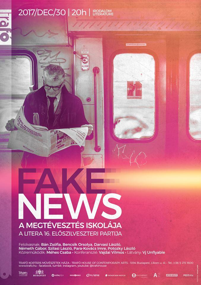 FAKE NEWS – A megtévesztés iskolája