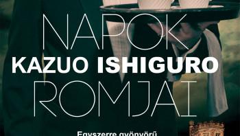Kazuo Ishiguro: Napok romjai (részlet)