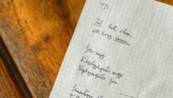 Tandori Dezső: Túl kell élnem