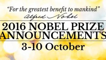 Közeledik a Nobel bejelentése