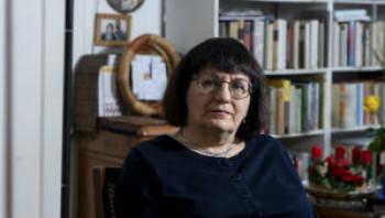 Balla Zsófia: Megállsz és szívsz egy korty levegőt a nagy irodalomból