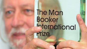 Krasznahorkai beszédet mondott a Man Booker-díj átvételekor