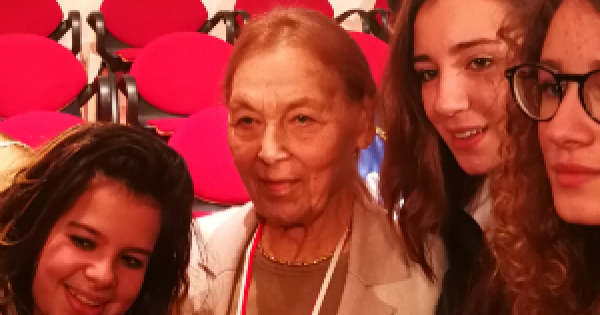 Bruck Edith a legrangosabb olasz irodalmi díj esélyesei között | Litera – az irodalmi portál