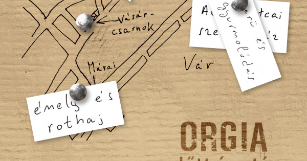 Az orgia meghatározása