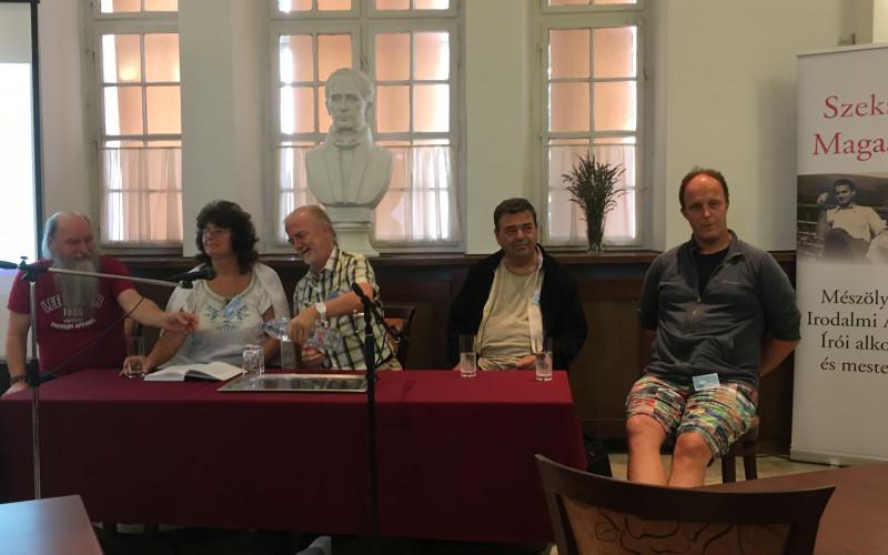 Szekszárdi Magasiskola - 2018. július 9.