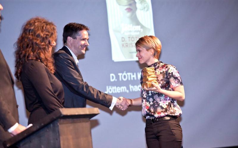 Kiosztották az Aranykönyv-díjakat
