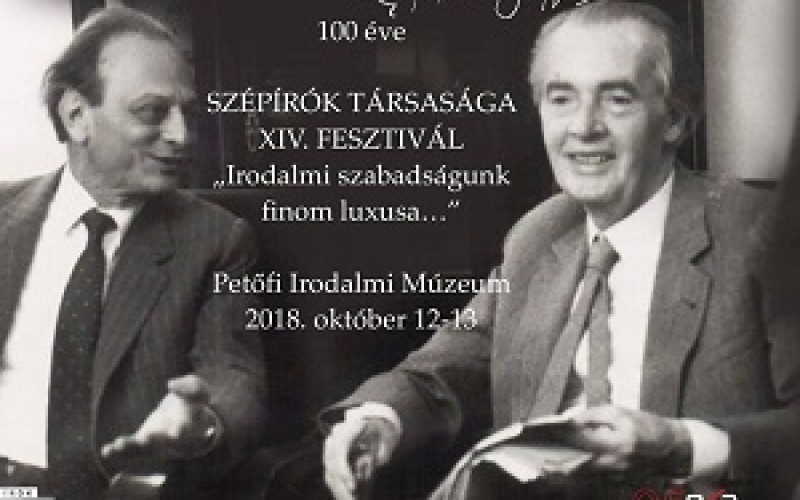 Lengyel Balázsra és Mándy Ivánra emlékezik a Szépírók Társasága