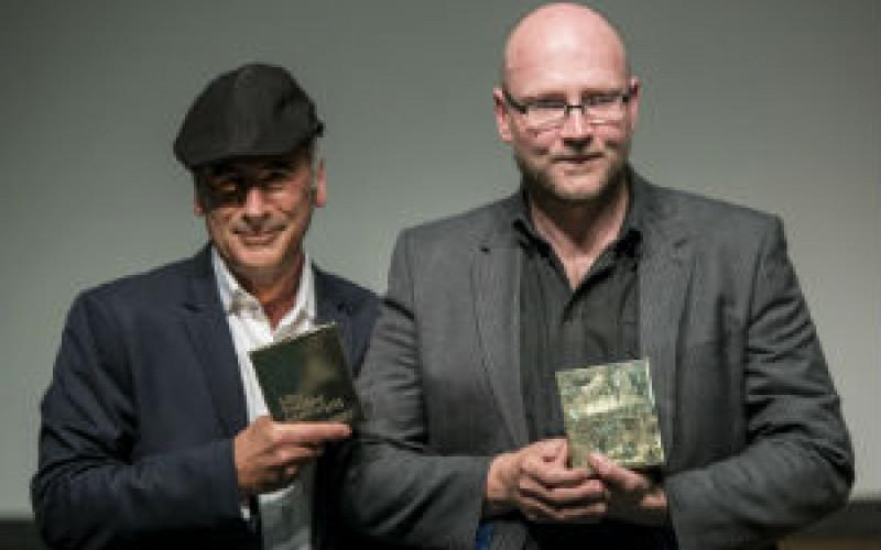 Jászberényi Sándor nyerte a Libri irodalmi díjat