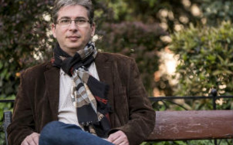 Az író karácsonya – Találkozás Schein Gáborral a Karácsonyi Vásárban