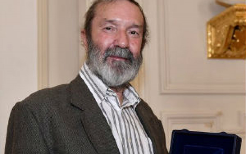 Vickó Árpádé a Balassi Műfordítói Nagydíj