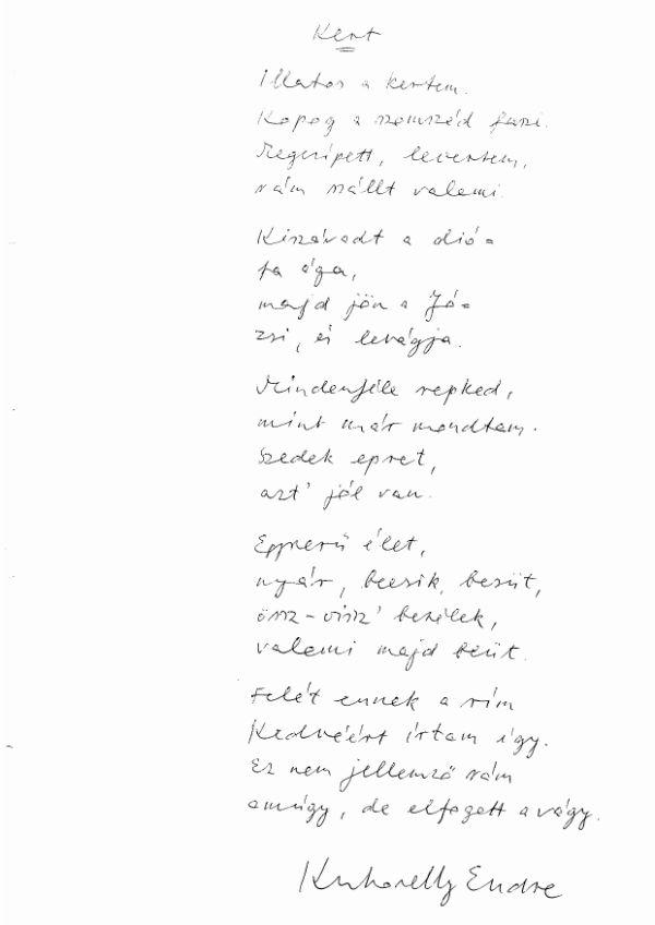 Költészet napja 2012