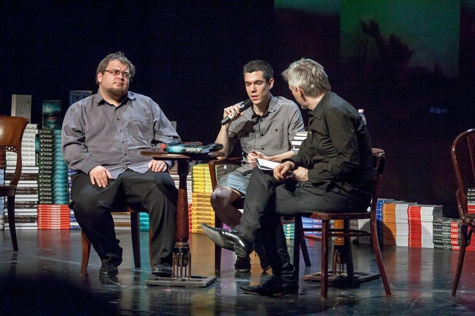 Libri Könyvheti Kiadói Gála 2014.