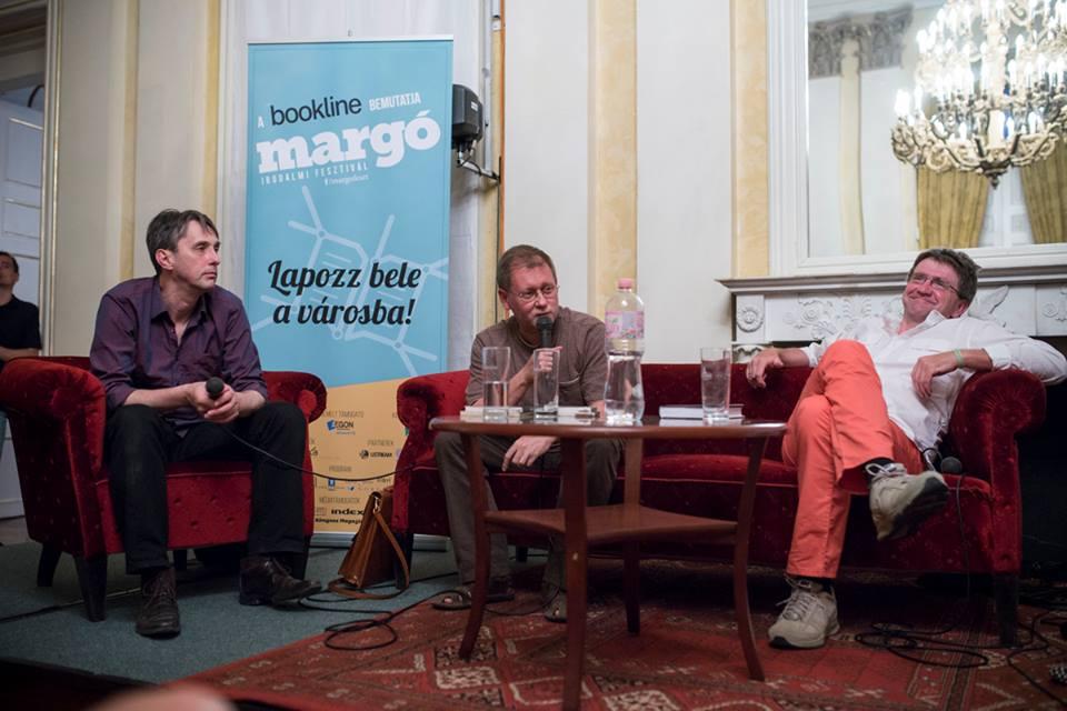 Margó Irodalmi Fesztivál 2014. - 3. nap