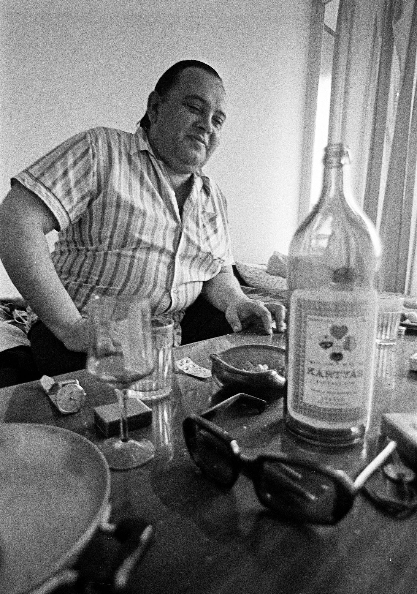 Galsai Pongrác 1976