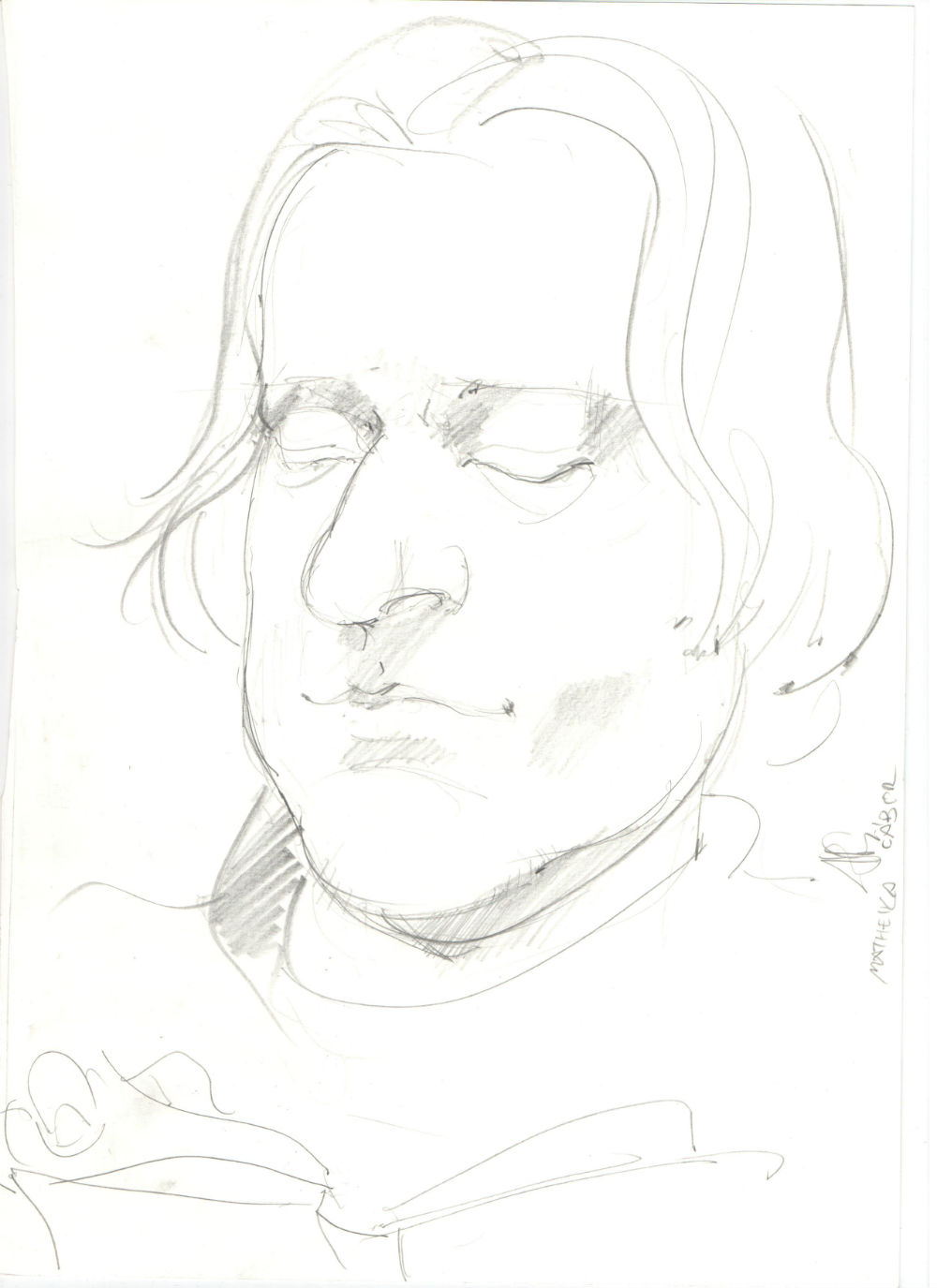 Hazai Attila - Matheika Gábor rajza