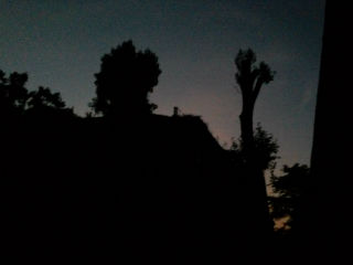Vasgyári hajnal